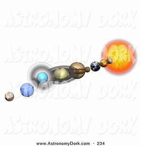 Solar System Planet Scheme Clip Art - Pics about space