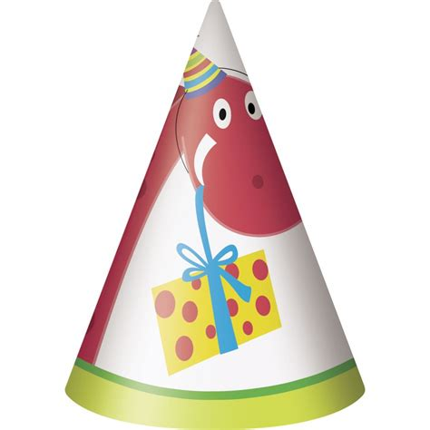 birthday hat dino party hats from all you need to party uk
