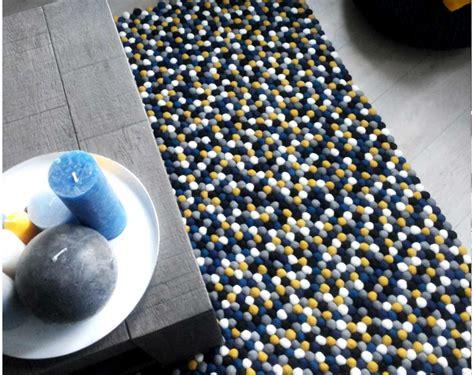 tapis jaune et noir personnalisable balls tapis de dans de nombreuses couleurs comment faire un tapis balls