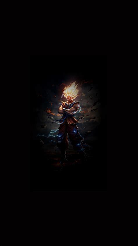 badass wallpapers  android    son goku dragon