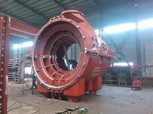 China Steam Turbine Hp  Lp Cylinder  Casing