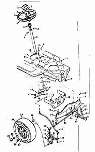 Craftsman 502254260 Parts List And Diagram