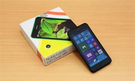 nokia lumia 630 dual sim unboxing and impressions