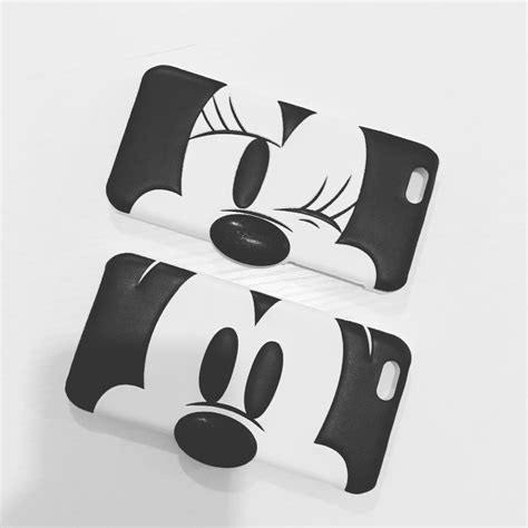 minnie mouse  donald duck protective phone case