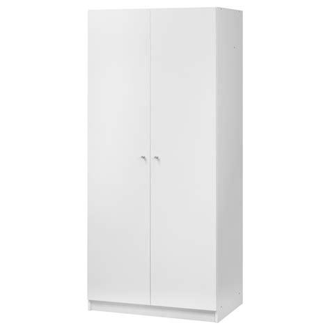 ikea armoire de cuisine bostrak wardrobe white 80x50x180 cm ikea