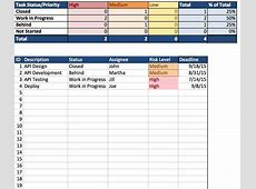 Project Spreadsheet Template Excel Ms Excel Spreadsheet