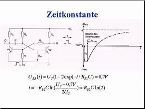 Zeitkonstante Berechnen : der transistor als schalter ~ Themetempest.com Abrechnung