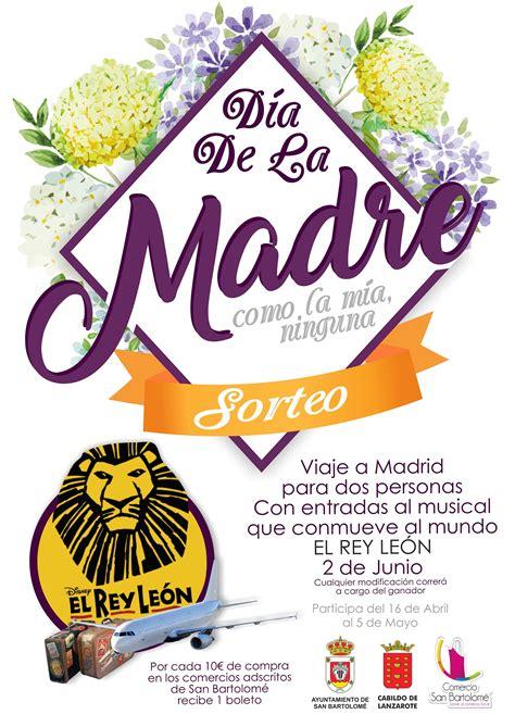 San Bartolomé se dinamiza por el 'Día de la Madre ...