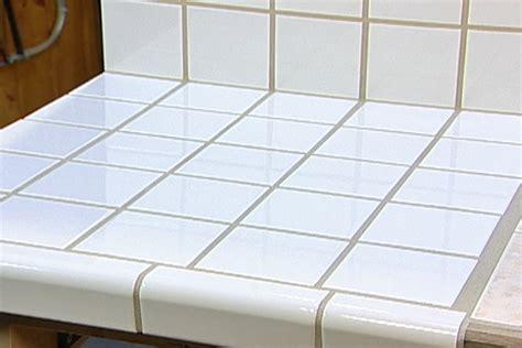 lay ceramic tile   laminate countertop diy