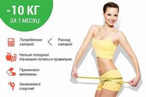 Как похудеть быстро и без вреда для здоровья без диет