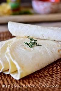 Farine De Lin Recette : tortilla mexicaine la farine le blog cuisine de samar ~ Medecine-chirurgie-esthetiques.com Avis de Voitures