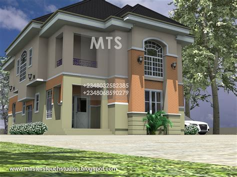 two house plans with front porch mrs ifeoma 4 bedroom duplex