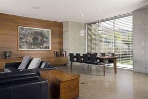 Interior Modern Home Interior Decoration Using Black