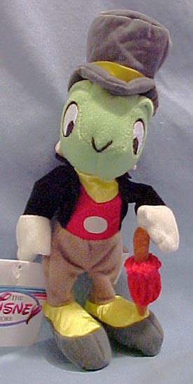 Cuddly Collectibles - Disney's Pinocchio Plush and Key ...