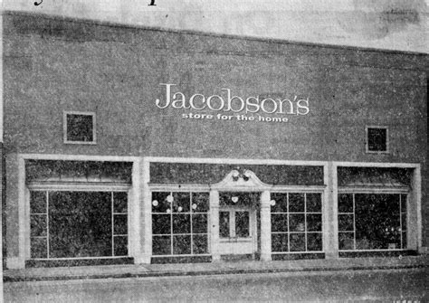 furniture stores in saginaw mi the department store museum jacobson stores inc
