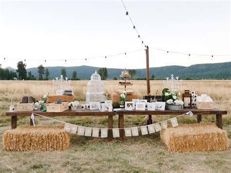 A Romantic Outdoor Wedding, Courtney & Christopher