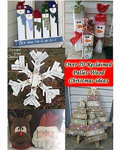 Christmas Reclaimed Pallet Wood Ideas