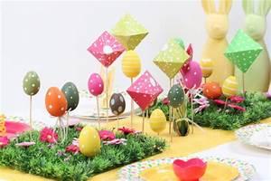 Centre De Table Chocolat : diy cr er un centre de table pour p ques mesa bella blog ~ Zukunftsfamilie.com Idées de Décoration