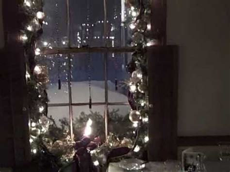 inn restaurant christmas decorations youtube