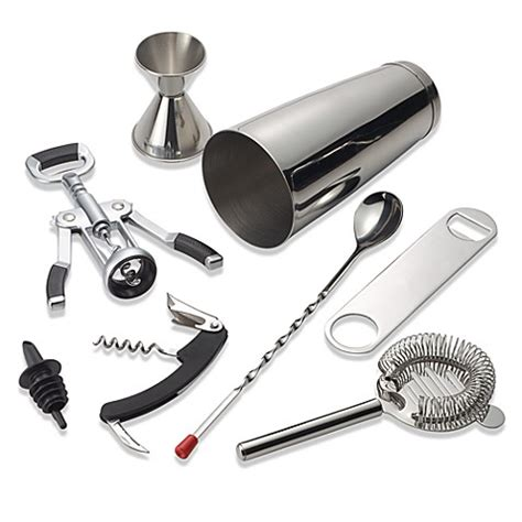 Barware Supplies - bar utensils bed bath beyond