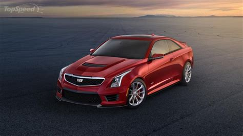 2016 cadillac ats v coupe review top speed