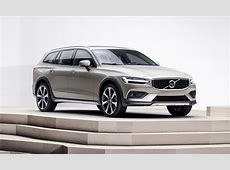 2019 Volvo V60 Cross Country first look Sultry Swede on