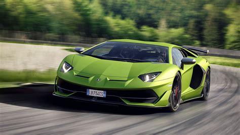 Lamborghini Aventador SVJ: 759bhp flagship unveiled at ...