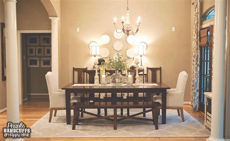 Dining Room Trellis Rug
