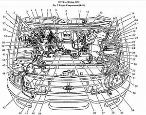 98 Ford F 150 Engine Diagram For 4 6l