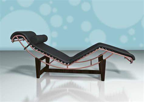 Le Corbusier Chaise Longue Pour Votre Confort Archzinefr
