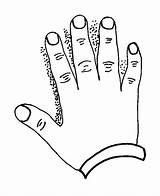 Coloring Hand Pages Hamsa Printable Getcolorings sketch template