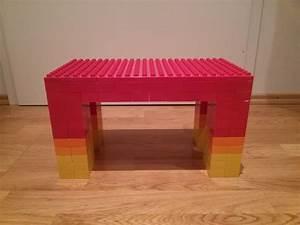 Holzhocker Selber Bauen : lego duplo tisch selber bauen brickaddict bauideen ~ Yasmunasinghe.com Haus und Dekorationen