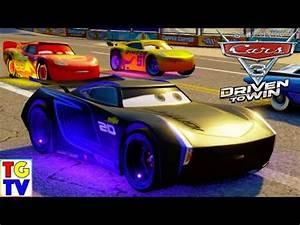 Storm Cars 3 : lightning mcqueen cruz vs jackson storm cars 3 driven to win youtube ~ Medecine-chirurgie-esthetiques.com Avis de Voitures