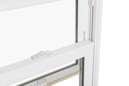 double hung sash limiter feature  infinity  marvin windows double hung windows