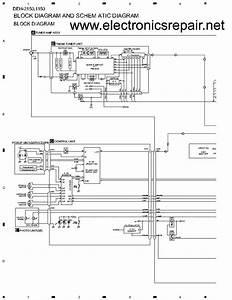 Pioneer Deh 2600 Wiring Diagram