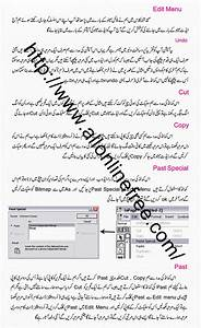 Learn Inpage Software In Urdu  U0026 Hindi Free Lessons