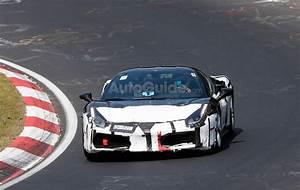 Ferrari 488 Gto : ferrari 488 gto caught testing at the nurburgring news ~ Medecine-chirurgie-esthetiques.com Avis de Voitures