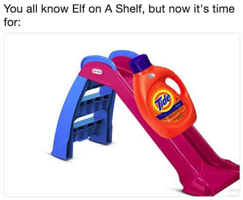 Elf On A Shelf Meme - you ve heard of the elf on the shelf image macro captions and elves