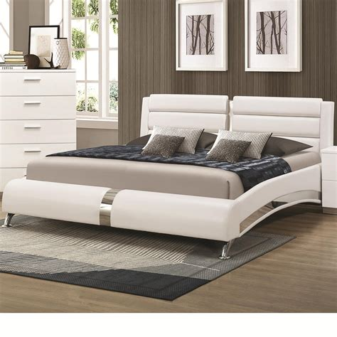 rooms to go mattress sale coaster 300345q silver size wood bed a sofa