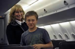 Horizon Air Flight Attendant