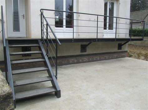 escalier ext 233 rieur scadametal