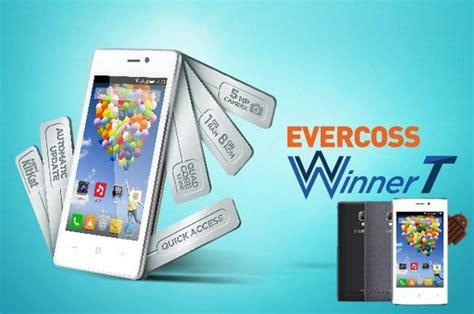 HP Evercoss Winner T A74A Spek Gahar Harga 600 ribuan