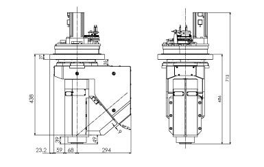 teste rotanti hfs490 teste elettriche rotanti olispeed