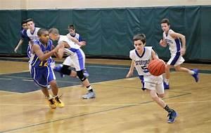 JGMS Boys' Basketball Team Fought Hard Against Diamond ...
