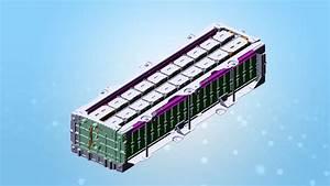 Ford C-max Energi Battery Module Cad Model