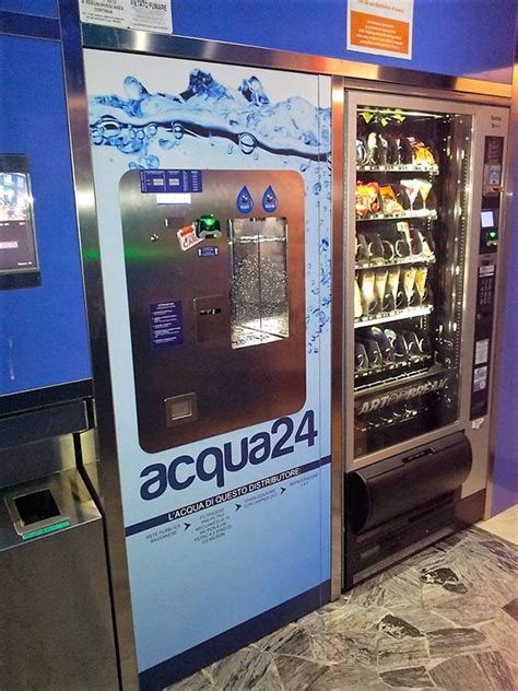 vending water automatic dispensers