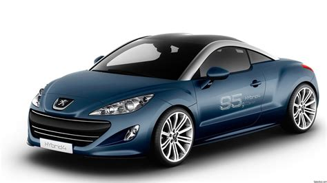 Peugeot Rcz Price by Peugeot Rcz Magnetic Edition Announced