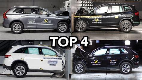 Top Safety Suvs by Top 4 Safest Suvs 2018