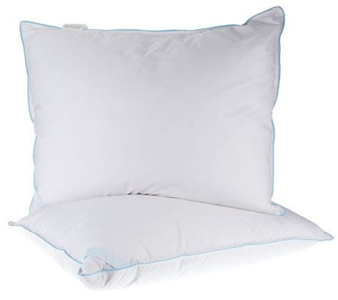 northern nights pillows northern nights std s 2 uncrushable feather pillows
