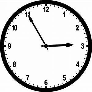 Clock 2 55